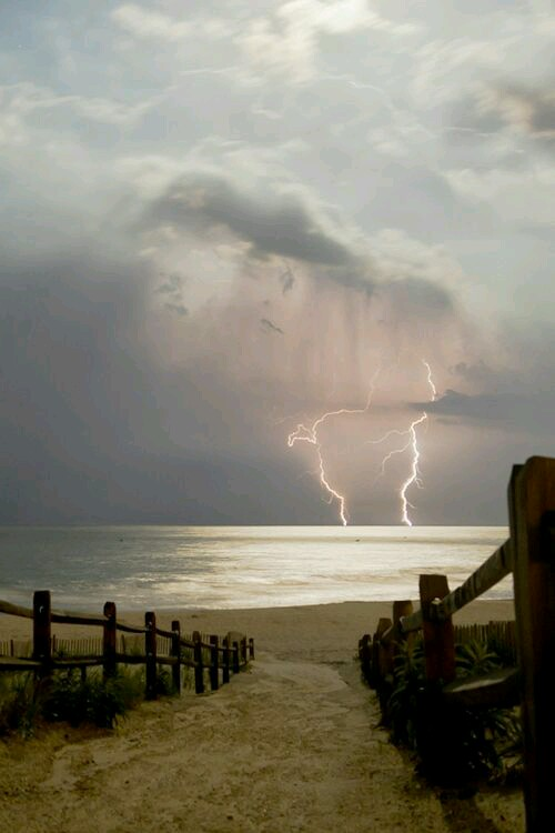 Jersey Shore Thunderstorm